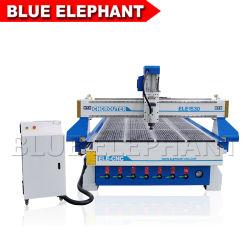 [جينن] زرقاء فيل 1530 خشبيّة يعمل [كتّينغ مشن] [كنك] يستعمل [هفي مشنري] لأنّ خشبيّة أثاث لازم صناعة