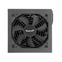 600W 80 Plus Gold Certified PSU energia contínua com 120mm Ultra silencioso ventilador de refrigeração, ATX 12V / EPS 12V fixados preto do cabo de alimentação de energia