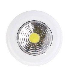 접착 스티커가 있는 캐비닛 조명 아래의 코브 LED 무선 벽 램프 옷장 옷장 옷장, 옷장, 침실, 주방, 야간 조명