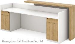 مصنع أثاث خشبى صينى بالجملة مكتب استقبال ذو أسعار جيدة (BL-RD043)