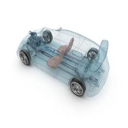 CNC van het Metaal van de douane de Snelle Prototyping Productie die van het Prototype van de Druk het Gietende Plastic Model van de Auto van de Toren Makkah van de Kop 3D Model 3D Model 3D machinaal bewerken