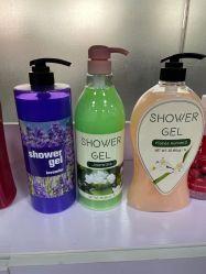 500ml blanchissant sous étiquette privée Organic Niacinamide Bath Gel Douche Corps et de la Lotion de laver avec de parfum