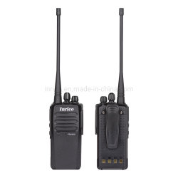 Walkie-talkie radiofonico bidirezionale del ricetrasmettitore di VHF di Inrico Pd628s
