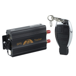 GPS du véhicule Localizador avec du carburant de surveiller et de savoirs traditionnels103b de l'alarme de vitesse