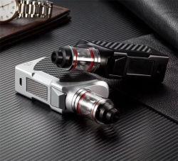 Batterie-variabler Spannung Vape Mods 510 des Kasten-90W MOD-2200mAh Adapter