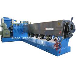 Novo cabo de alimentação de tipo bainha de isolamento da linha de produção/Máquina de extrusão de cabo de barramento