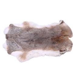 Pelle di coniglio Rex per Grament