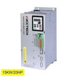 20HP Support flexibles funciones de Terminal yd codificar una alta eficiencia de transmisión del motor de AC