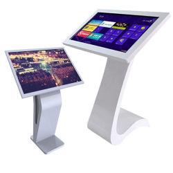 Pulgadas, pantalla LCD de 21.5-65 Totem todos en un PC Self-Service Terminal Quiosco interactivo