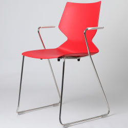 [هيغقوليتي] معياريّة بلاستيكيّة [ستينلسّ ستيل] سلاح مكتب كرسي تثبيت
