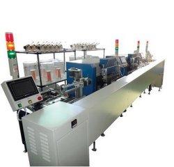 FLM-6001 15000rpm 自動生産ライン 16 軸巻線機