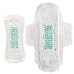 Eco-Friendly Algodão absorventes higiênicos Chlorine-Free Pastilhas orgânicas fêmea de higiene feminina de Sono Profundo pensos higiénicos