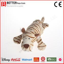 Personalizzare il giocattolo molle della tigre della peluche del sacchetto della caramella dell'animale farcito per 2022