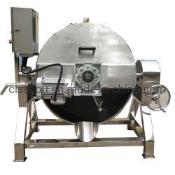 Umhüllungen-Kessel für den Stau und Soße, die andere Nahrungsmittelaufbereitenmaschinerie herstellen