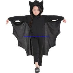 الأطفال كوستومي هالوين حكاية الخفافيش بدلة الكوسب كرنفال بوت زي