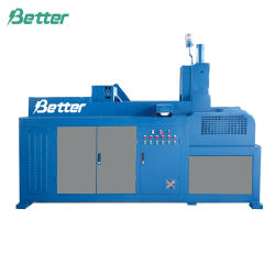 鉛インゴッド冷間切削機械油圧切削方法
