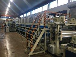 مصنع رخيصة مطبخ جدار مادة ألومنيوم مركبة لوحة خط إنتاج