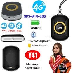 Срок службы бесплатное приложение 4G-сети отслеживания GPS с IP67 водонепроницаемый