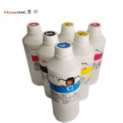 デジタル印刷用の中国モローインク UV/Subimation/desse/Reactive/Acid/Pigment Ink