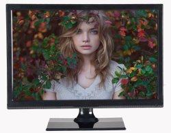 OEM 18.5 19 21.5 24のLED TVスマートなLED TV/AV TV USB SDのカード