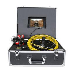 7-дюймовый ЖК монитор 1000 твл 30м трубопровода слива канализационных эндоскопа инспекционной видеокамеры