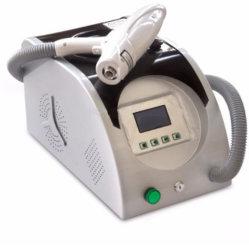 La eliminación de tatuajes láser Nd YAG Q-Switch de la máquina Ce