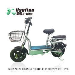 반대로 2020년 - 도둑질 경보망 48V Lday를 위한 페달을%s 가진 14 인치 전기 자전거