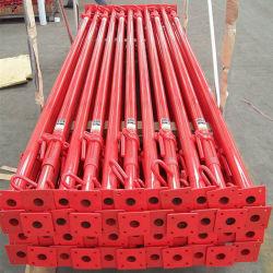 Material de construcción de buena calidad de acero ajustables andamios puntales Jack