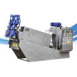 Filter Presse Schraube Typ Schlamm Entwässerungsmaschine