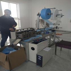 Semiautomática máquina de hacer una mascarilla desechable