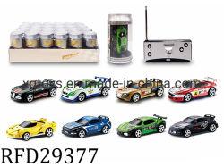 Il mini coke può Radio Remote gestisce la micro vettura da corsa