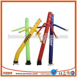 Mode de haute qualité personnalisée Multi ballonnet gonflable danseur de couleur