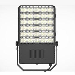 Moulage sous pression en aluminium led 100W Projecteur à LED pour l'éclairage automobile Ce LVD EMC 50W/100W/150W Projecteur à LED avec boîtier noir