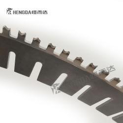 천공 구멍 절단 - 주름 규칙, 회전 천공 다이 용리, PT