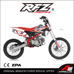 RFZ Y140cc più caldo sale 4 tempi off Road benzina elettrica Pit Bicicletta