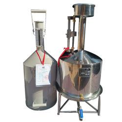 10L 20L'étalonnage du compteur et de vérification de l'acier inoxydable 304 et 306 de l'huile peut de mesure