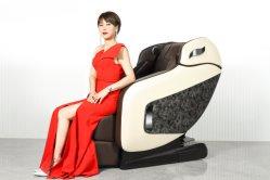 4D Zero Gravity com peças de Massagem Electric Corpo completo cadeira de massagens com música Bluetooth