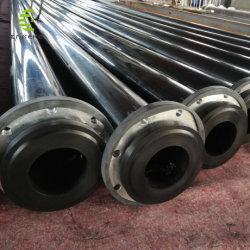 دعم مهايئ الشفة الفولاذية لطول الأنابيب UHMWPE العائمة
