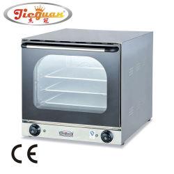 EB-1A Elektrische perspectiefconvectie oven met CE 48 liter capaciteit hete luchtcirculatie functie 4 trays.