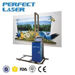 Advtisementおよび宣伝のホームステッカー3Dの壁のインクジェットステッカープリンター
