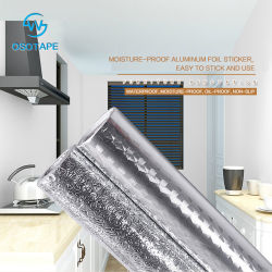 Document van de Aluminiumfolie van de Punten van het huishouden het Zelfklevende