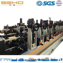 Tubo industriale d'acciaio del laminatoio per tubi della saldatura ad alta velocità che fa macchina