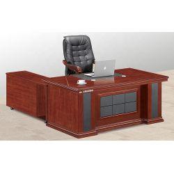 Fabricado en China en forma de L utilizado de la Oficina Mobiliario de oficina modernos