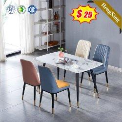 Fabricante grossista simples moderno forte durável Soft residência elegante mobiliário cadeiras de jantar