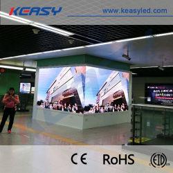 شاشة عرض LED للمطار/البنك/الفندق/مراكز التسوق/مراكز التحكم/غرفة الاجتماعات