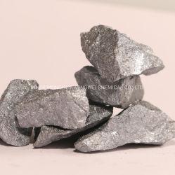A produção de aço de ferro fundido de ferro silício 75% 72% 65% de ferro silício percentil 10-50 mm