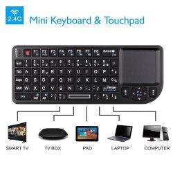 Uma projeção wireless Mini-teclado8 França Teclado