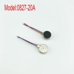 電子タバコのための工場DC 3V 0827モーター振動電子モーター