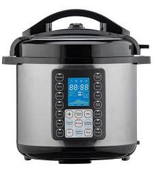 圧力鍋の食糧台所機器を調理することをきれいにすること容易