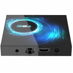 4 ГБ оперативной памяти T95 H616 IP Substrition Google сертифицированных системных плат ATSC IPTV 4K Custom Smart Box TV Android